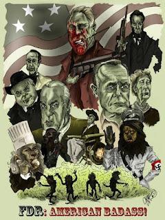 Ver FDR American Badass! Online