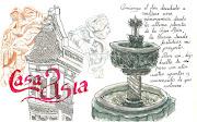 De dibujo en dibujo: Casa Asia