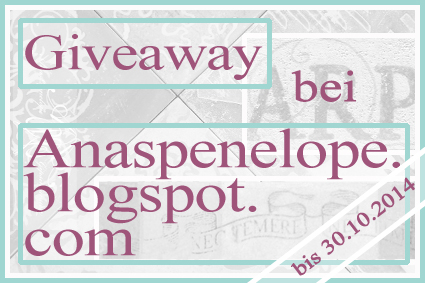 Giveaway bei Anas Penelope