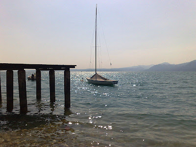 Una gita al lago di Garda