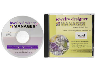 Jewelry Designer Manager (Tm) Software