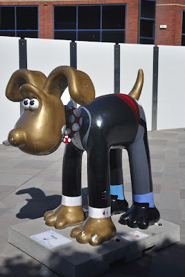 Groscar Gromit (side view)