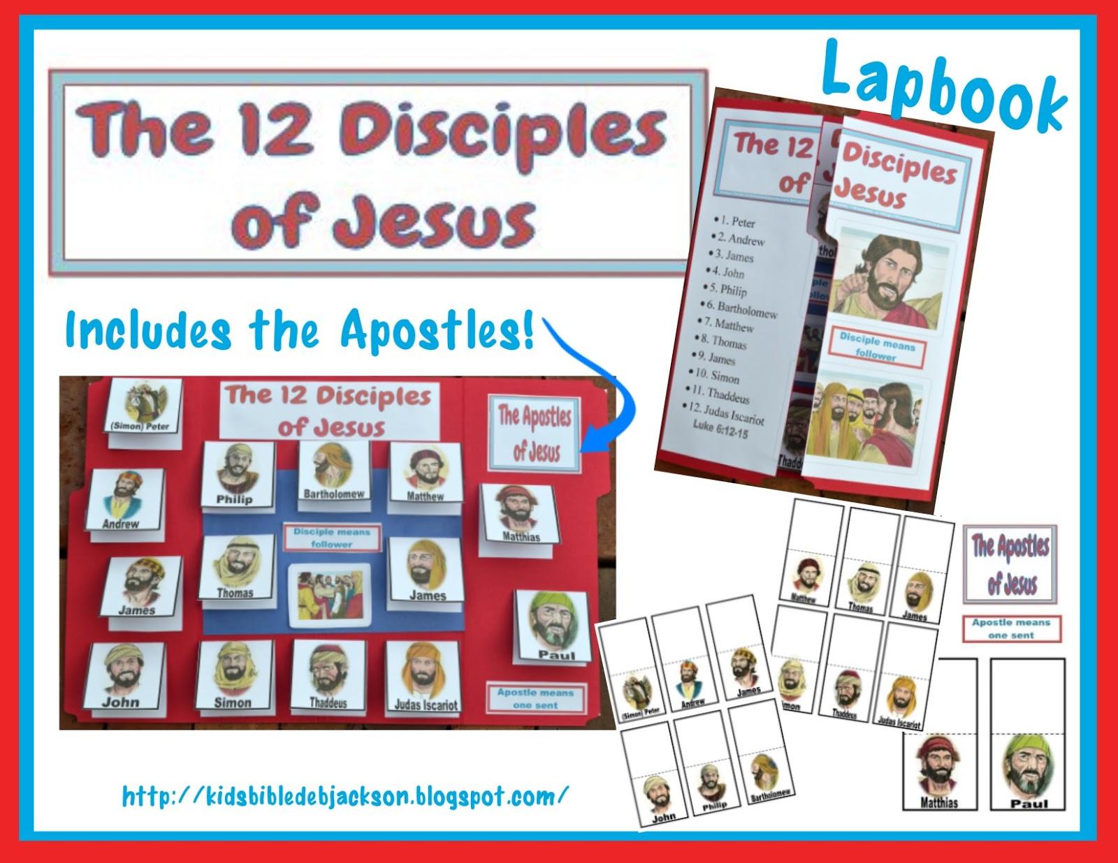 http://kidsbibledebjackson.blogspot.com/2014/07/jesus-picks-his-disciples.html