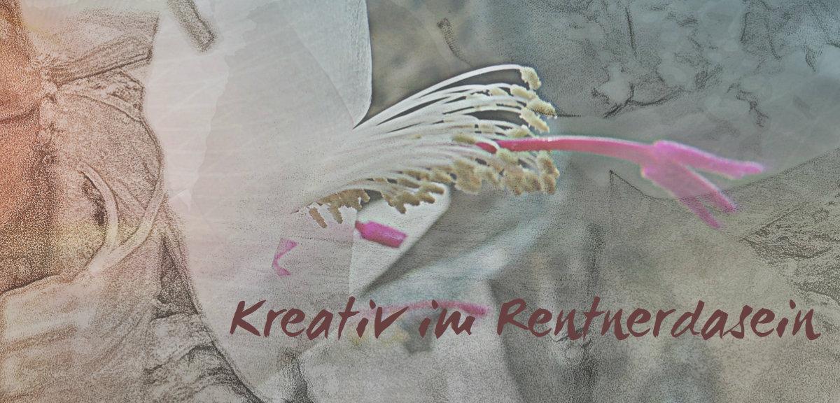 Kreativ im Rentnerdasein