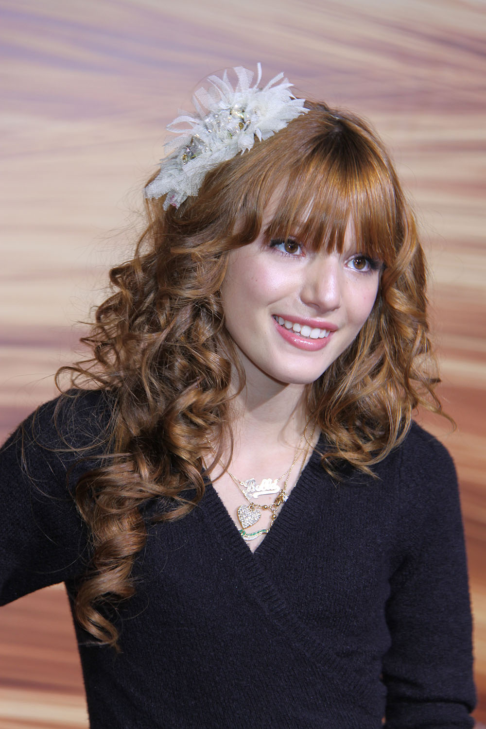 actress and model Bella Thorne