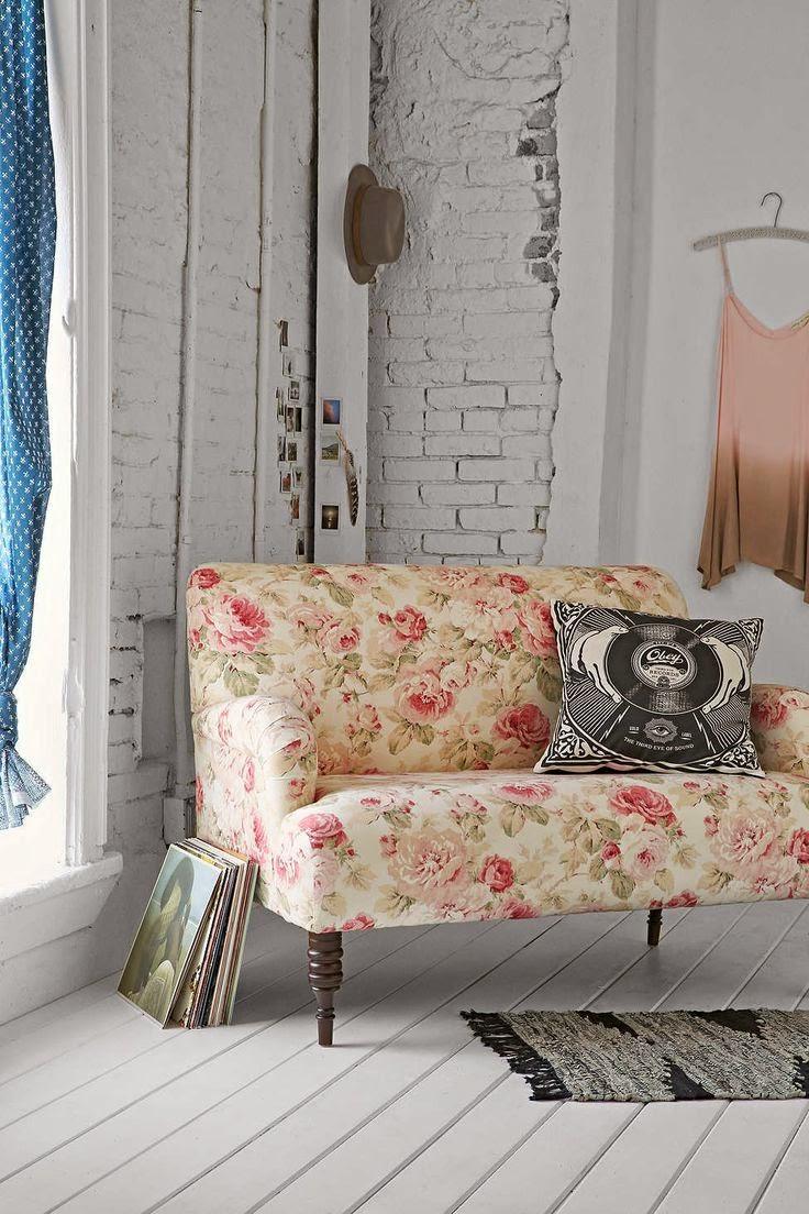 Parete soggiorno shabby chic : pareti soggiorno shabby chic ...