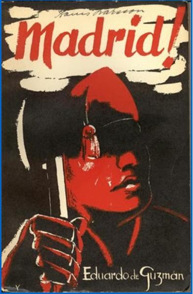 Pdf Madrid Rojo y Negro. Eduardo de Guzmán (1938)