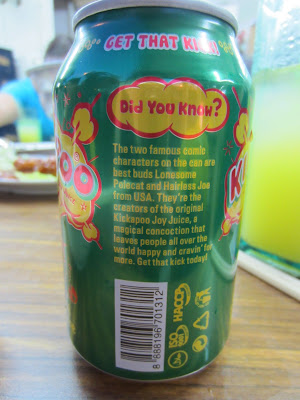 Kickapoo: Original USA Joy Juice Recipe
