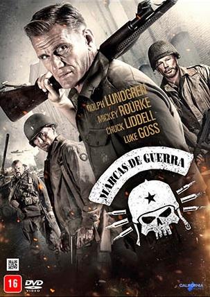 Filme Poster Marcas de Guerra DVDRip XviD Dual Audio & RMVB Dublado