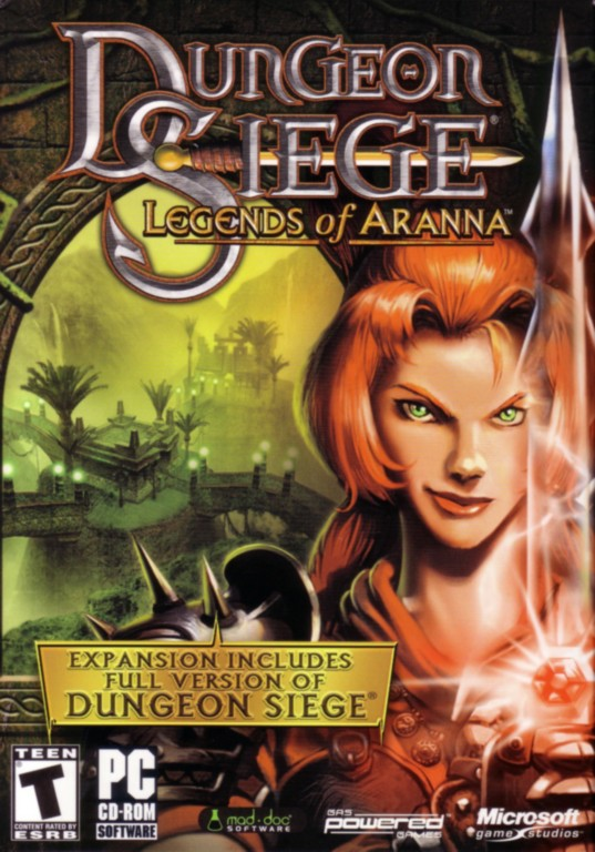 Dungeon Siege Legends of aranna PC Free Download