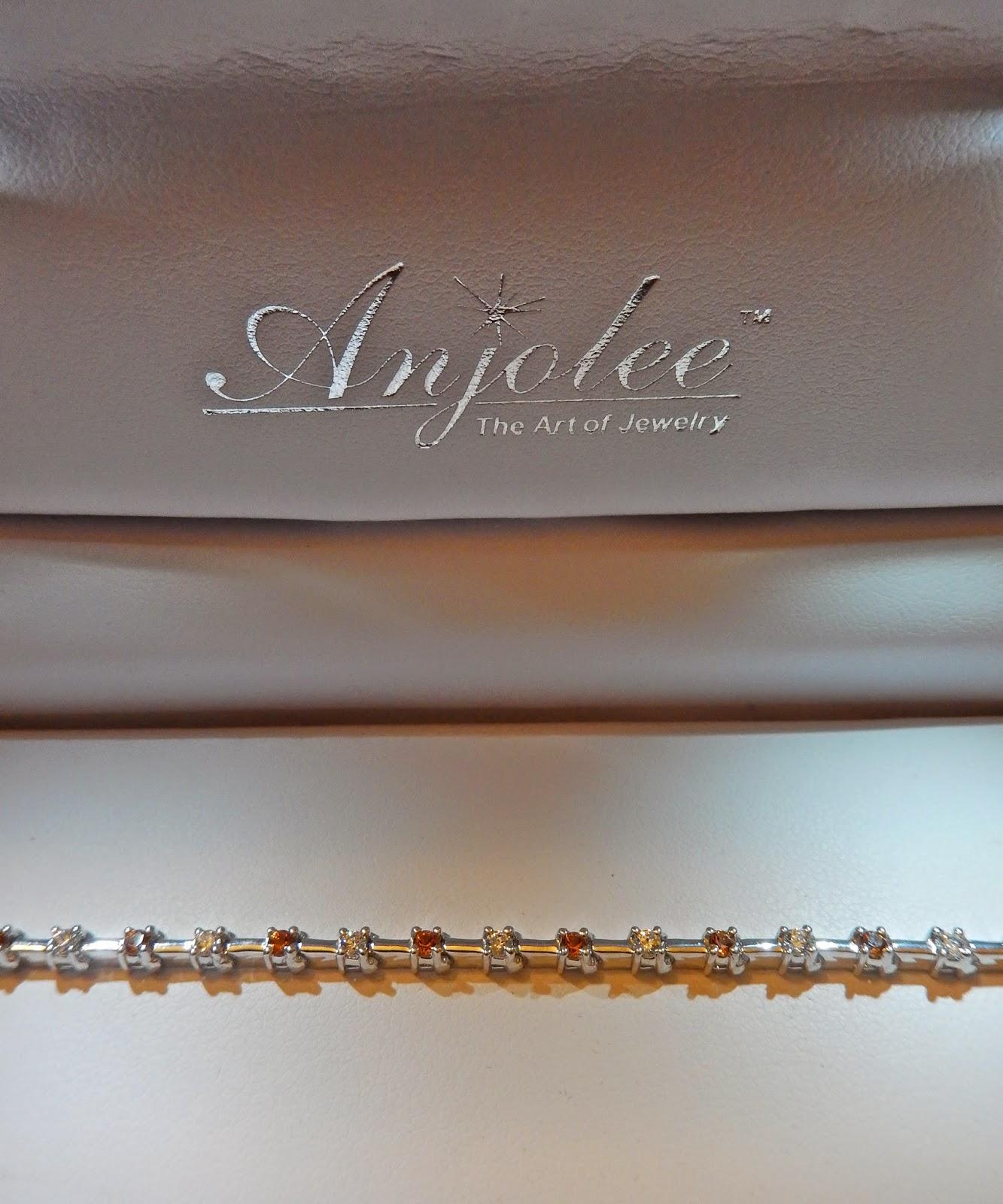 Anjolee Tennis Bracelet