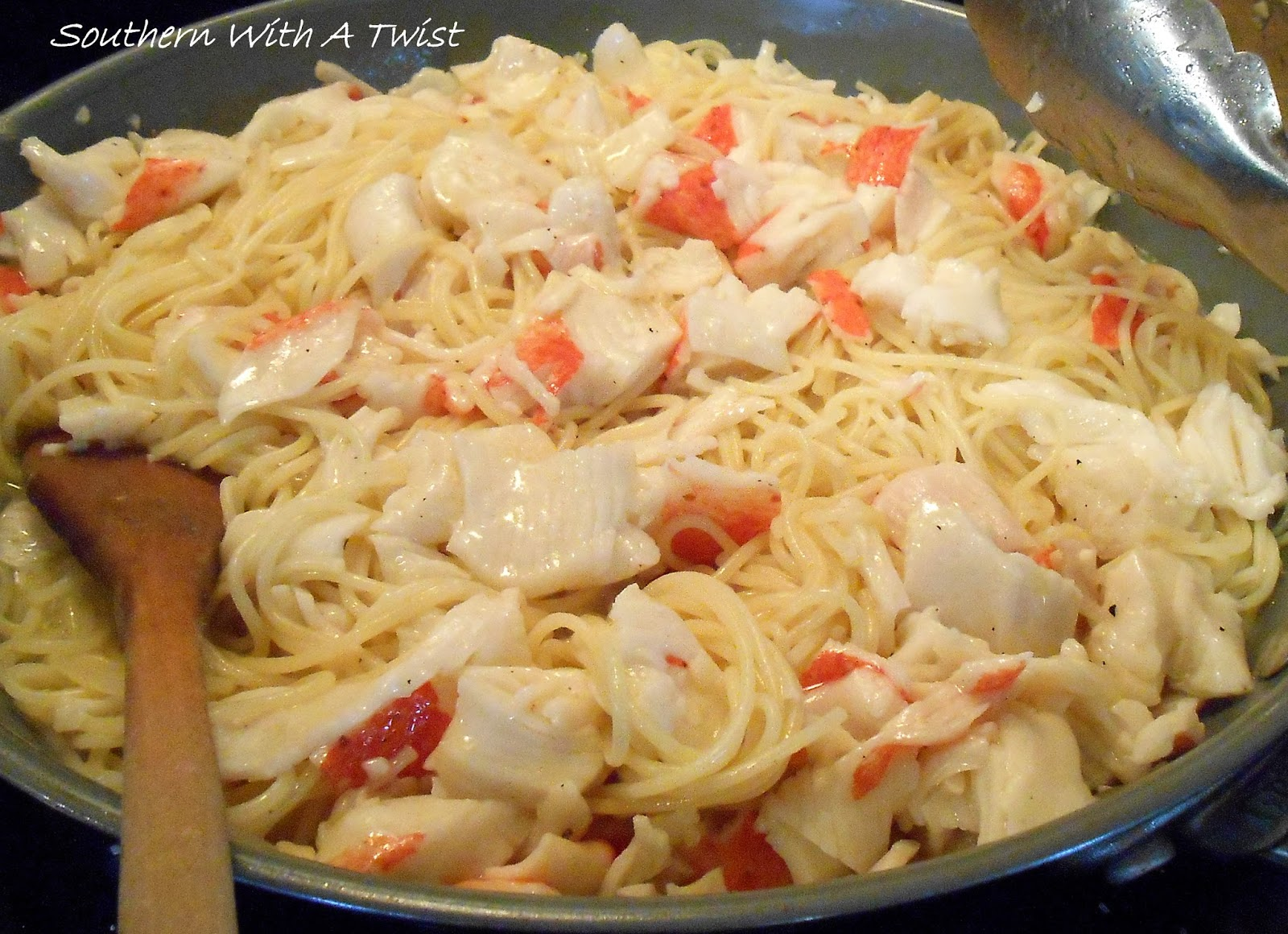 Crab Pasta Recipes — Dishmaps