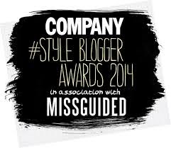 COMPANY STYLE BLOGGER AWARDS
