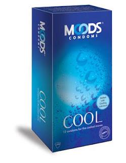Moods Cool Condoms