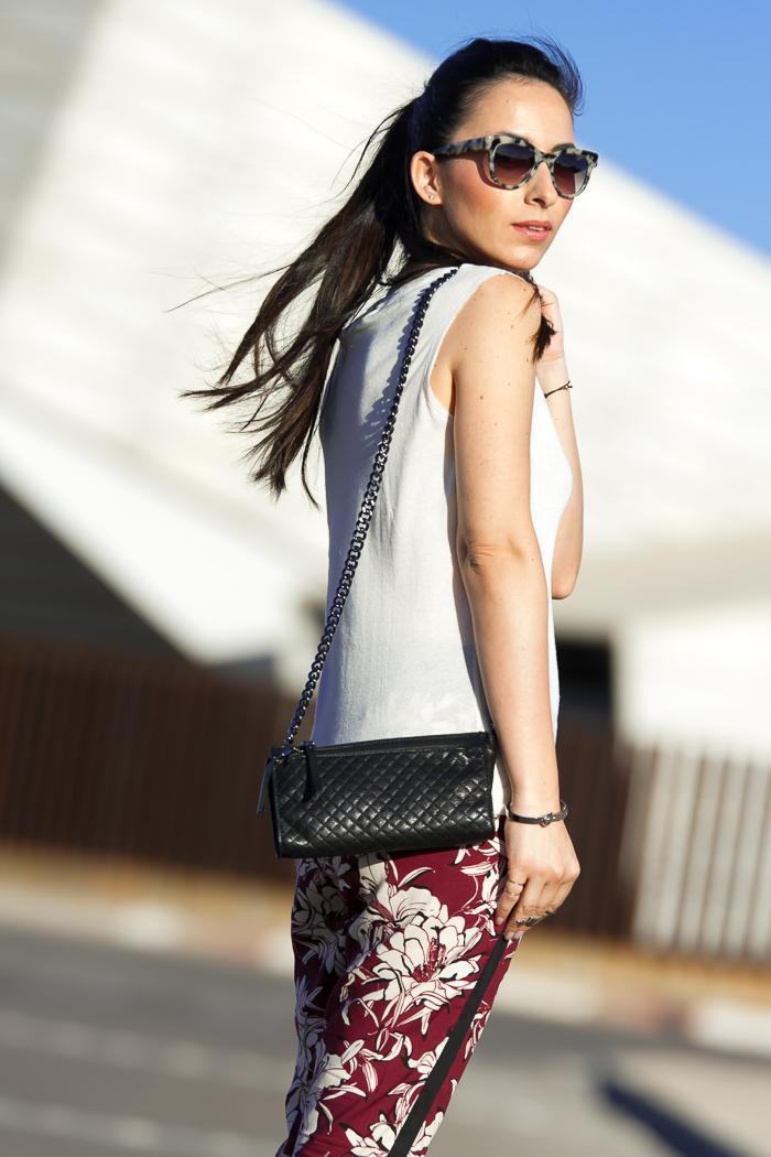 Blogger española con Estilo cómodo, casual, chic y femenino