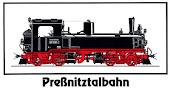 Preßnitztalbahn Jöhstadt