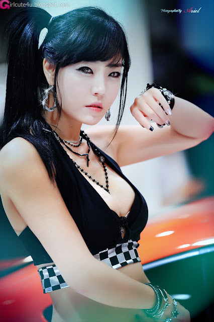 3 Yook Ji Hye - BIMOS 2012-very cute asian girl-girlcute4u.blogspot.com