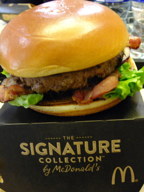 #TheSignatureCollection new range from McDonald's UK
