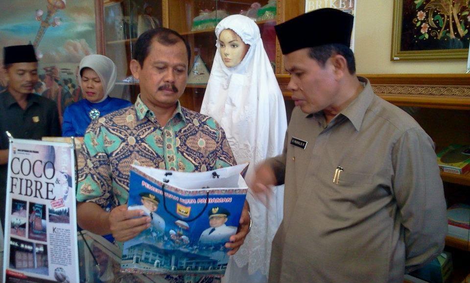 Jamohor: Mukhlis Adalah Walikota Senior Paling Berprestasi di Sumbar