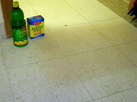 Excelsior: Atomic Floor Cleaner Compound