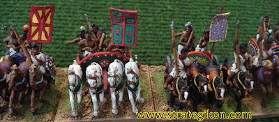 Heavy chariots