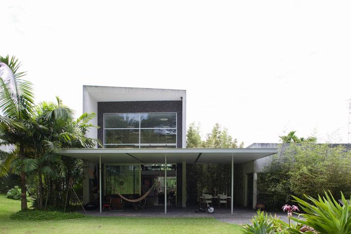 Residence in Sao Paulo, Brazil
