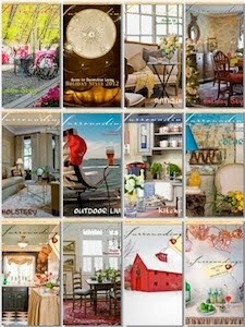 NEW ISSUE! ::Surroundings:: Guide to Vacation Style Living 2013
