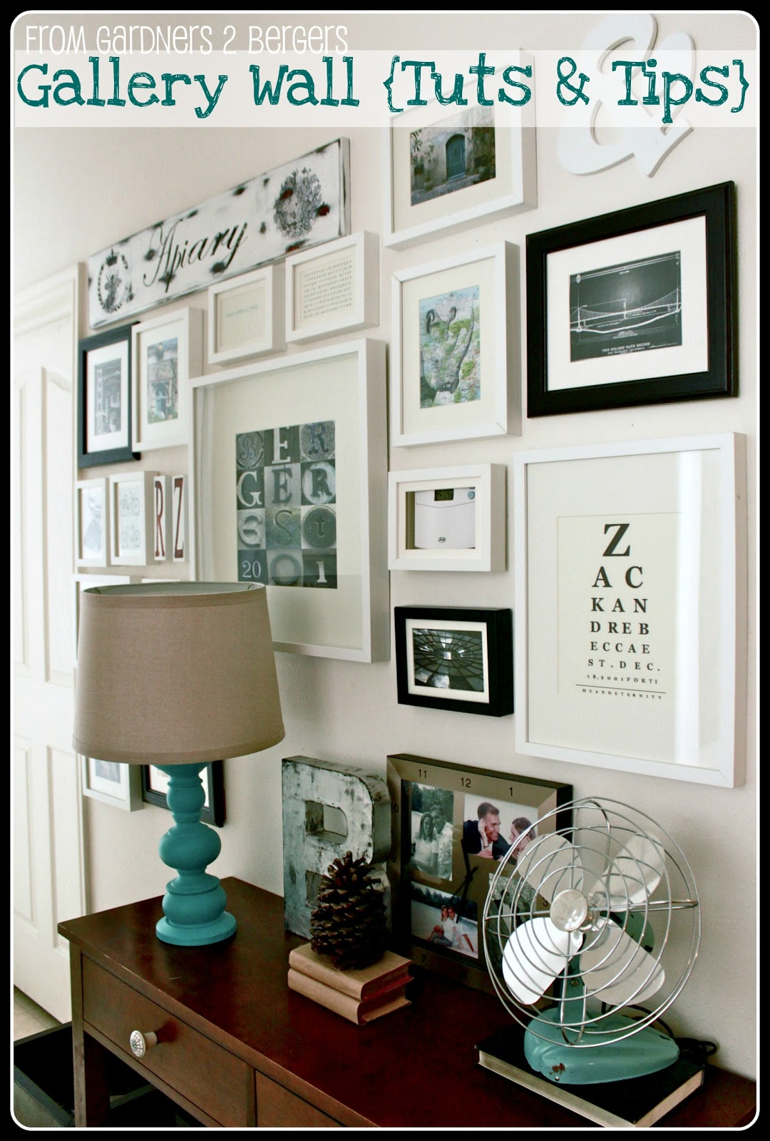 Inspiration Mash Up 10 Vintage Inspired Gallery Walls