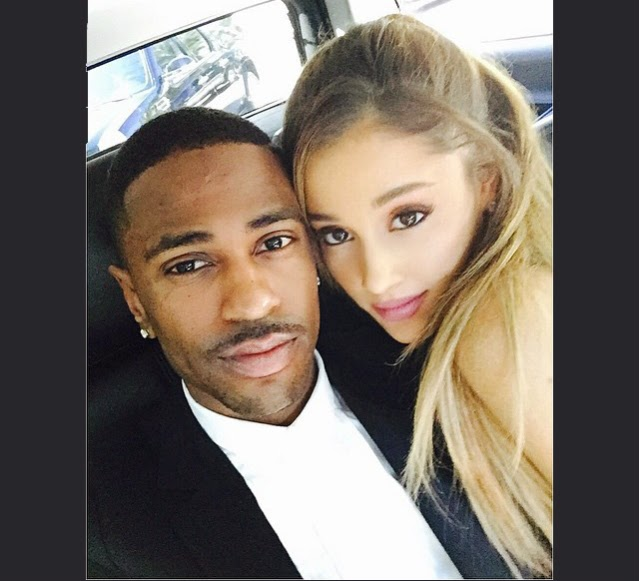 Ariana Grande y Big Sean dispareja