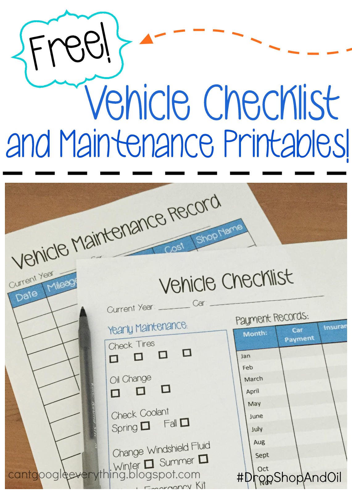 vehicle checklist printable keep your car in check with pennzoil my mini adventurer. Black Bedroom Furniture Sets. Home Design Ideas