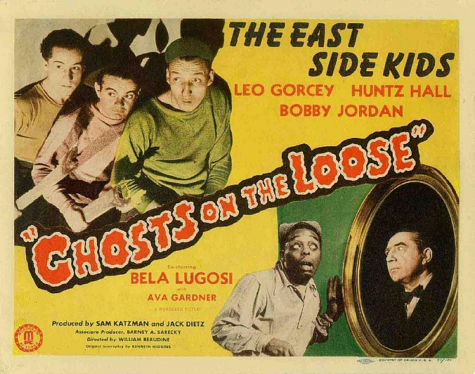 """Ghosts on the Loose"" (1943)"