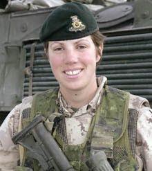 Capt Nicola Goddard