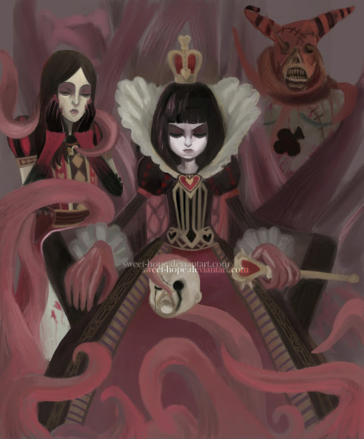 Alice Madness : Authority por Sweet-Hope