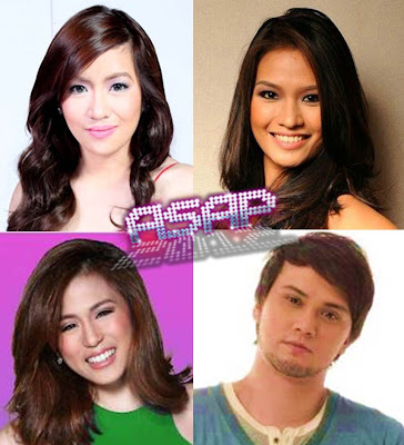 ASAP 2012 Celebrates Toni Gonzaga, Billy Crawford, Angeline Quinto and Janine Tugonon (Nov 25)