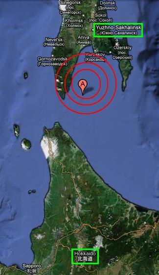 magnitude 5 1 earthquake of