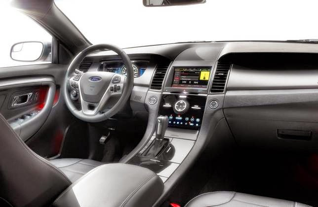 2015 Ford Taurus Release Date US Interior