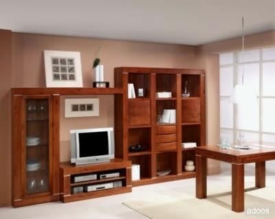Muebles modernos minimalistas muebles de salon - Muebles barrocos modernos ...
