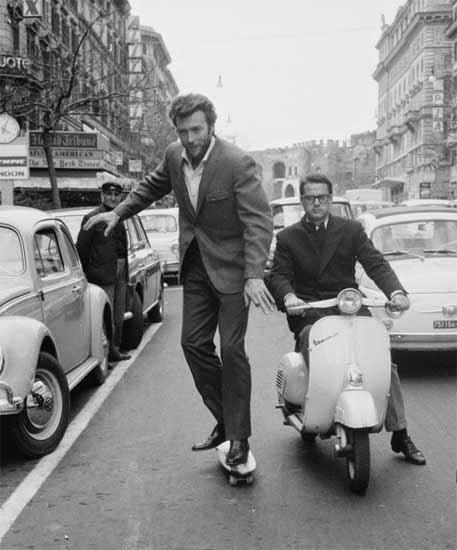 Clint-Eastwood-Via-Veneto-Rome-1965