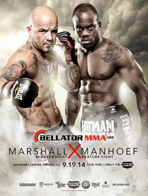 capa1 Download – Bellator Fighting Championships 125   Melvin Manhoef vs. Doug Marshall – HDTV ( 2014 )