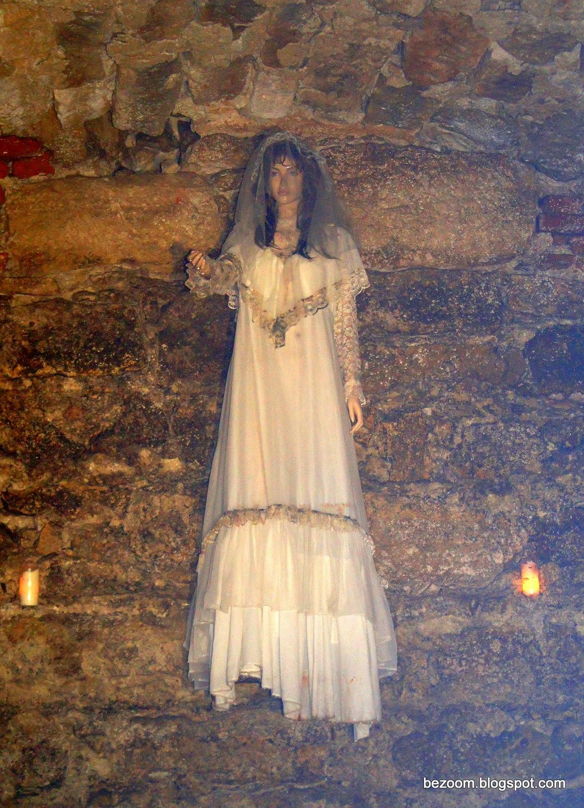 привид підгорецького замку