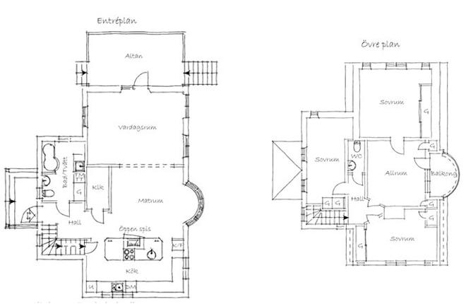 Rustik chateaux casa de campo n rdica para sacar ideas - Planos de casas de campo rusticas ...