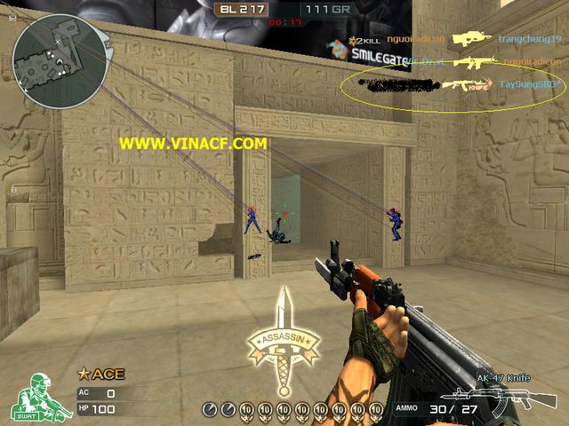 VinaCF Pro 1113 - hach cf 1113 hach dot kich 1113 mien phi