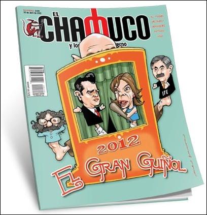 Revista: El Chamuco (No. 197-214) (No. 247-248-249)