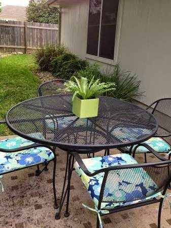 OUTDOOR FURNITURE RENTAL AUSTIN TX
