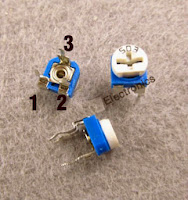 variable resistor pin numbers