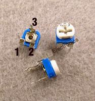 variable resistor pin numbers