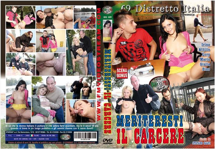 <p>Year : 2011 Country : Italy Genre : Meriteresti il Carcere (2011), Amateur, Outdooor Sex Duration : 1:44:44 Language : Italian Director : Stefano Salvi Studio : FM &#8211; Distretto Italia http://streamin.to/1n6dt8j729vx (NEW) http://played.to/5vbj8yhogmp3 (NEW) http://userporn.com/video/XlJ0gDxZQ68t http://www.userporn.com/video/tZVDlJbmfX4Z</p>