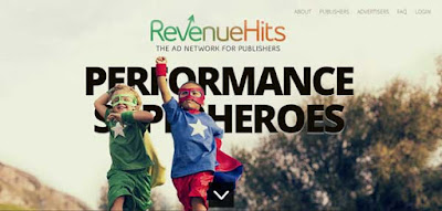 Revenuehits Review - Popunder Adnetworks Average CPM, CPC rate