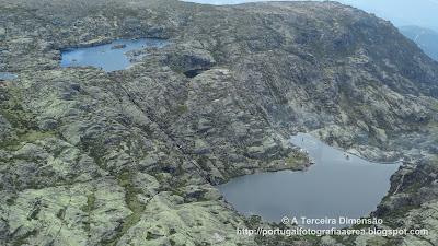 Serra da Estrela - Lagoa do Covão das Quelhas, Lagoa de Francelha, Lagoa do Serrano