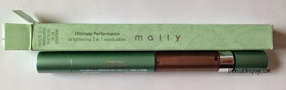 QVC | Super Saturday | July 26, 2014 | Mally Ultimate Performance brightening 2-in-1 Eyeshadow | Pixie dust